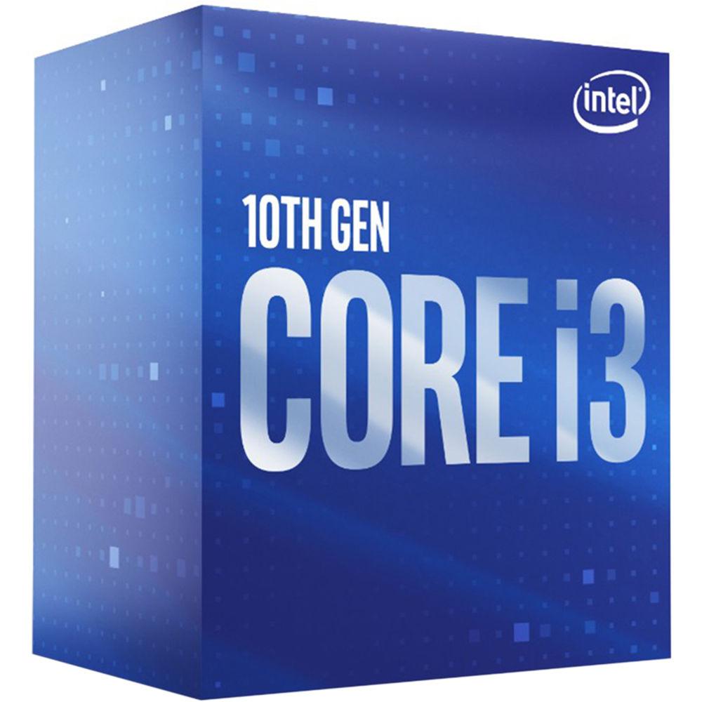 Intel i3-10100 Processor