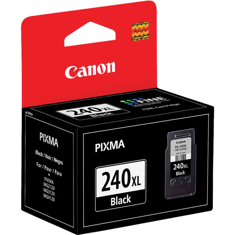 Canon PG-240XL High-Yield Black Ink Cartridge