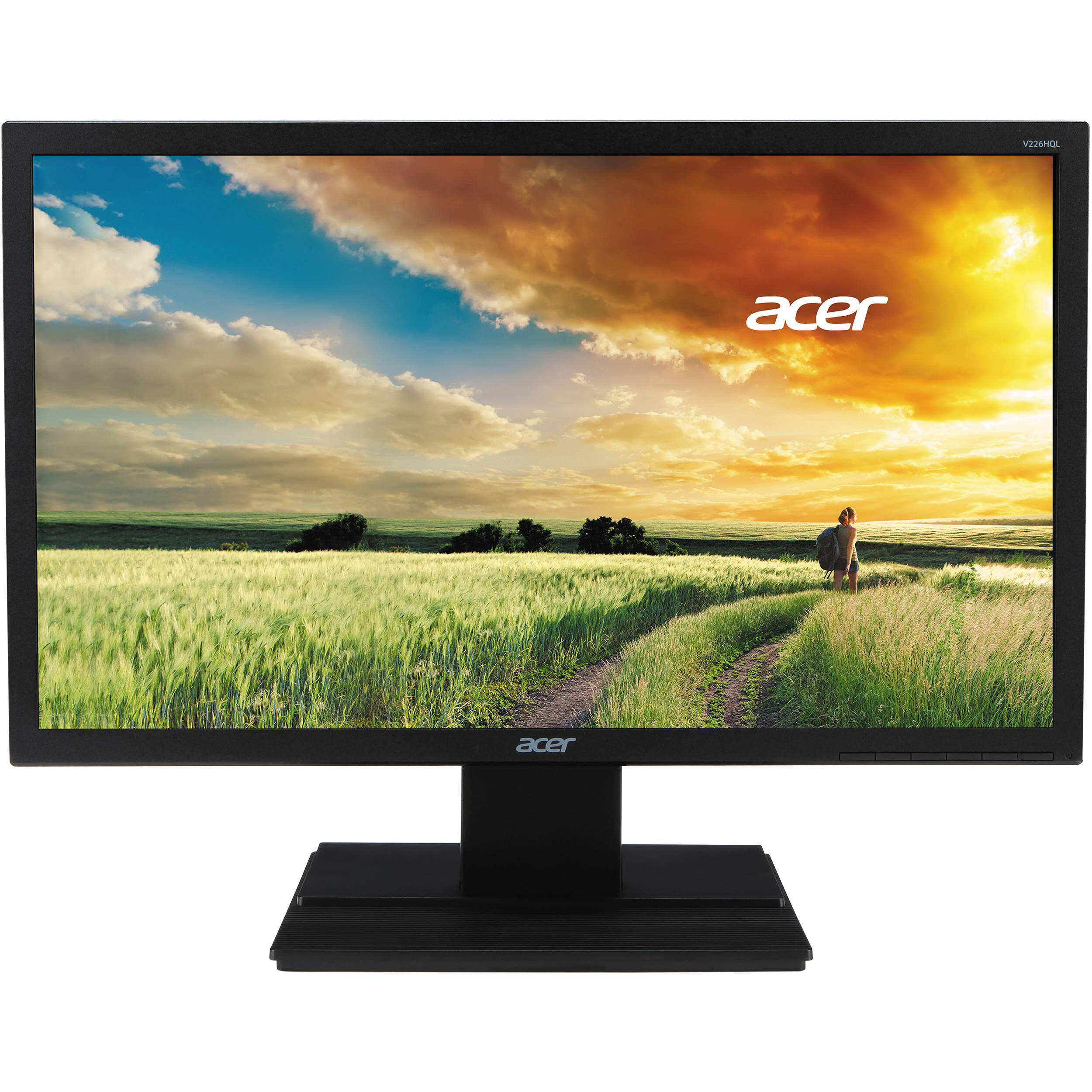 Acer V226HQL 21.5-inch Full HD LED LCD Monitor