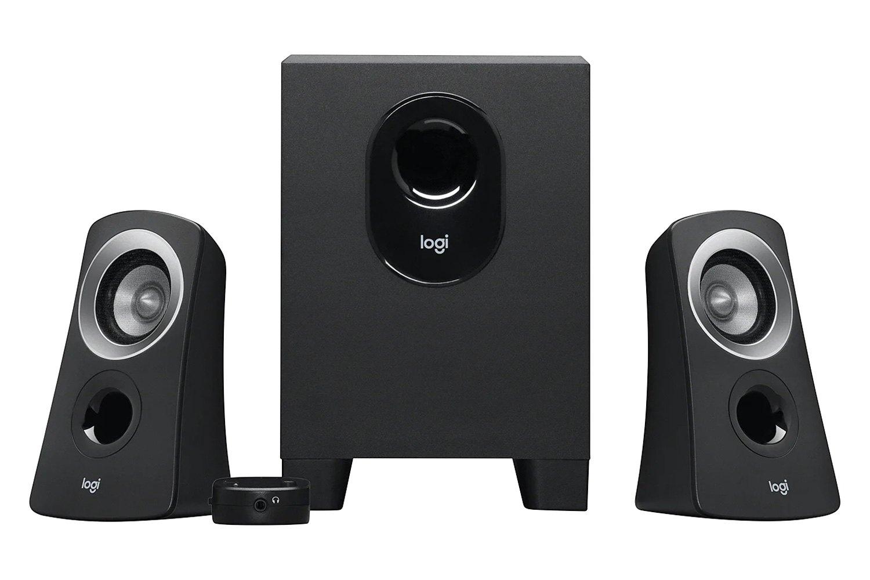 Logitech Z313 Computer Speaker System with Subwoofer