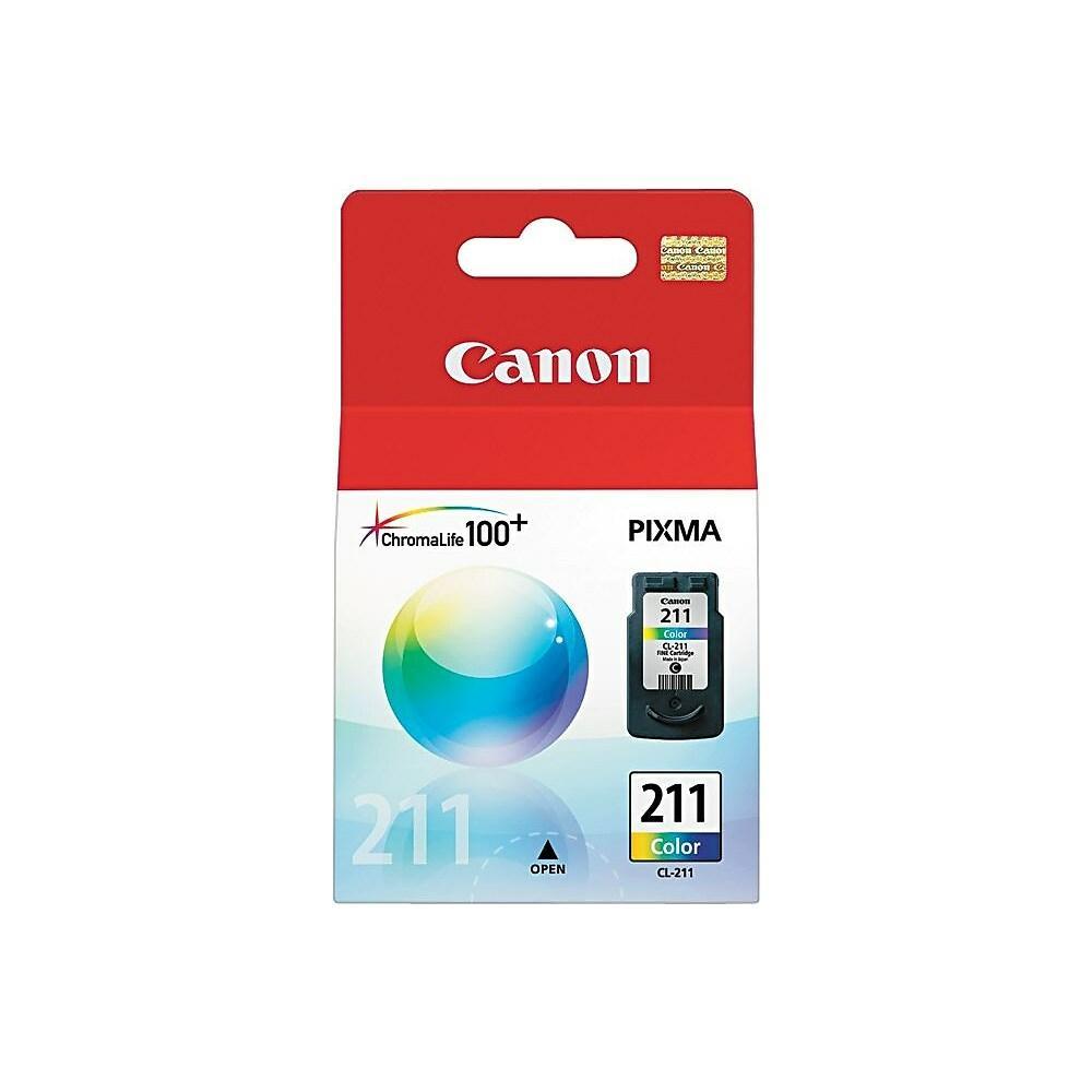 Canon CL-211 Colour Ink Cartridge